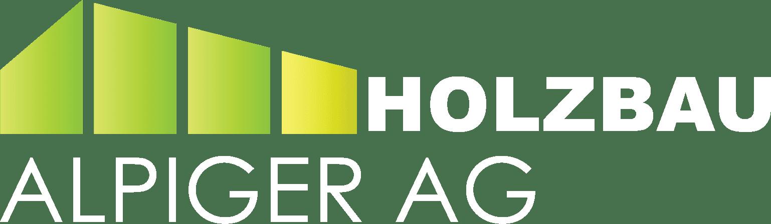 Alpiger Holzbau Logo
