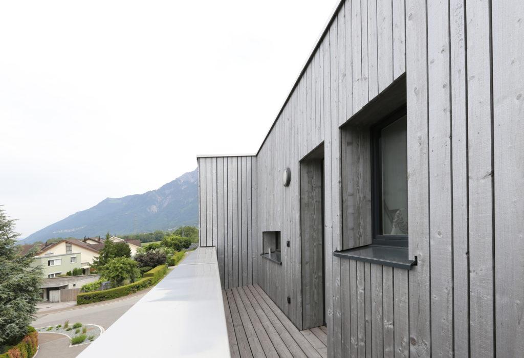 Balkon Fassade
