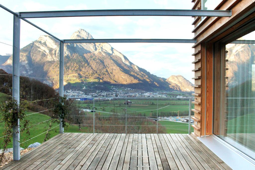 Balkon Terrassenboden