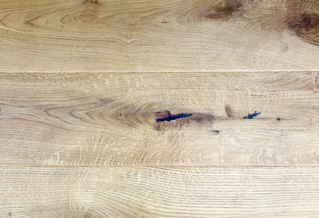 Anbau Fluri Holzboden Eiche