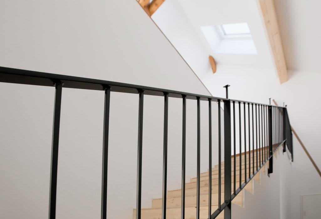 Treppe Geländer