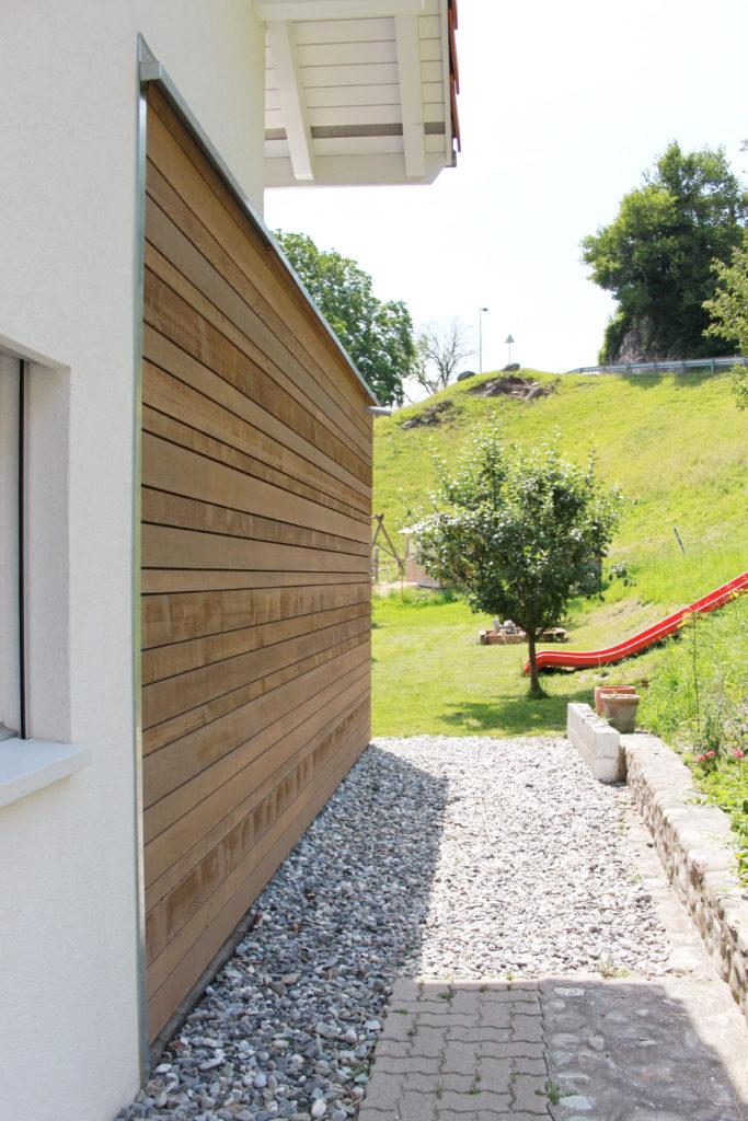 Anbau Einfamilienhaus Innenausbau