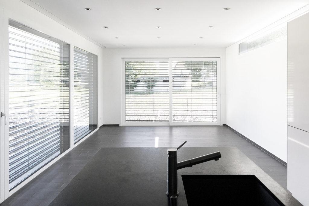 Anbau Scherer Wintergarten Kunststoff Aluminium Fenster