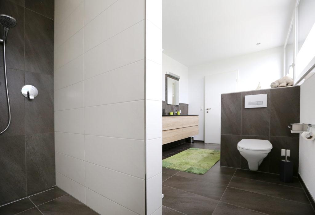 Badezimmer Badmoebel Holz