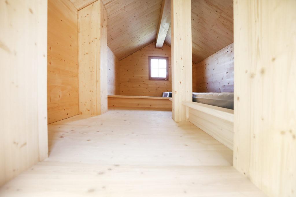 Holzbau Dachstock