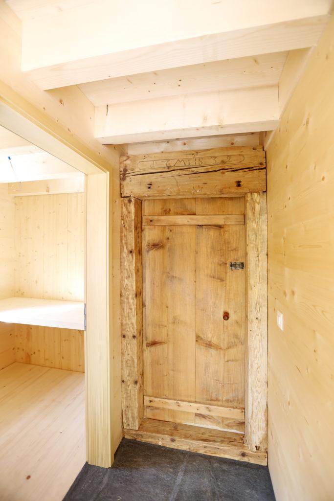 Holzbau Innentuere Holz