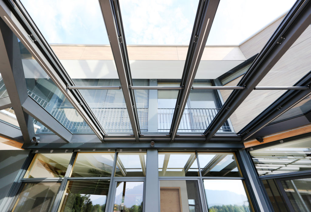 Terrasse Dach