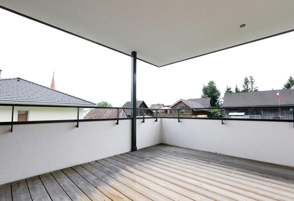 Terrassenboden Holz