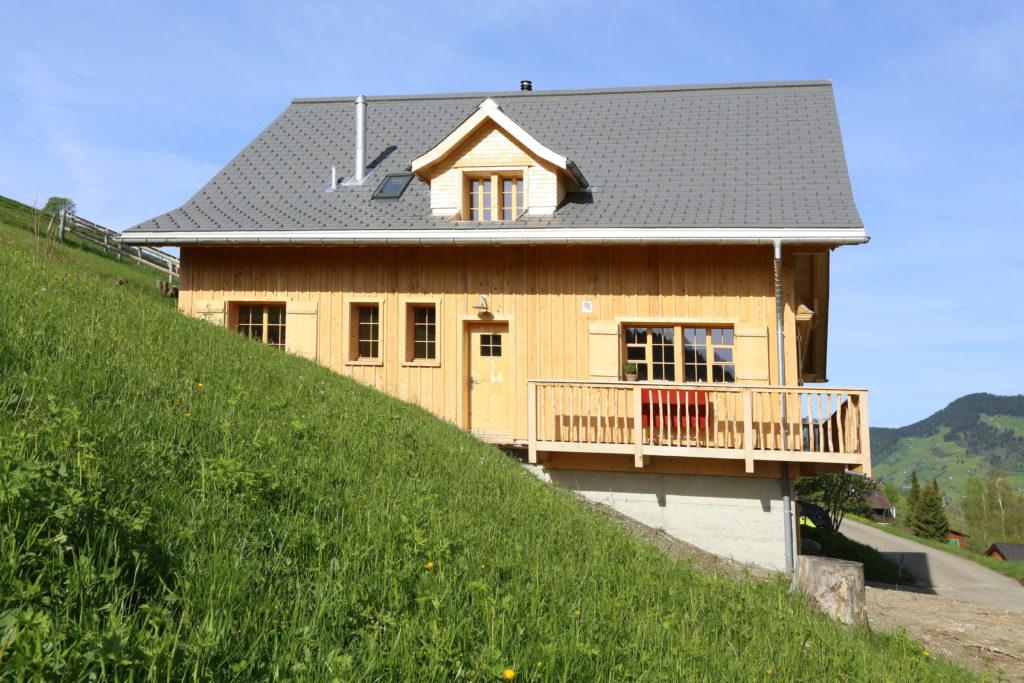Umbau Efh Bergmondholz