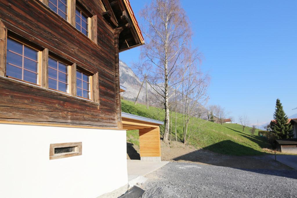 Umbau Gebaeudesanierung Dachsanierung Steildach