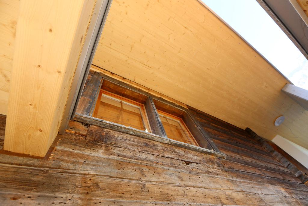 Umbau Gebaeudesanierung Fenster