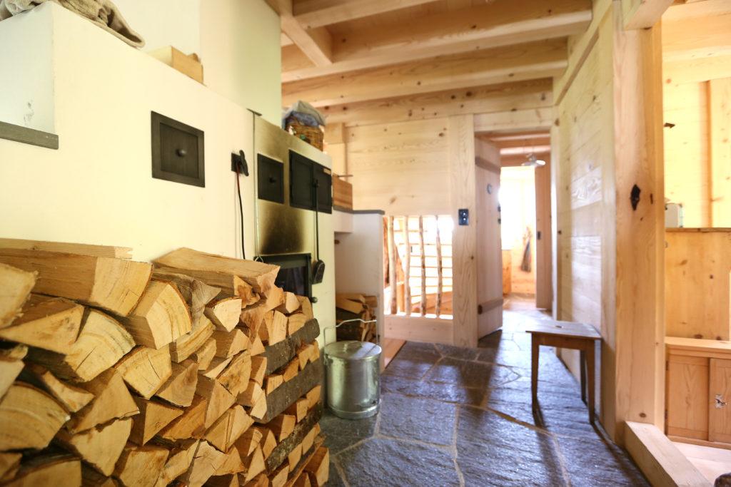 Umbau Wohnbereich