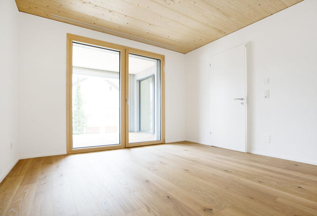 Holzbau Holz Aluminium Fenster