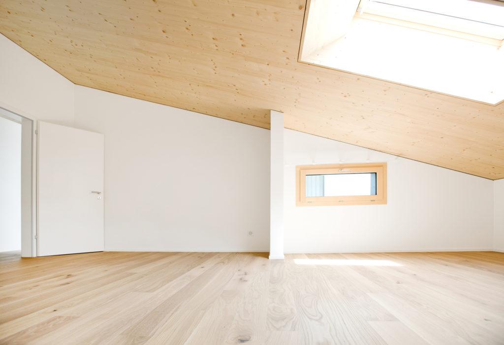Wohnraum Dachfenster Holz Aluminium Fenster