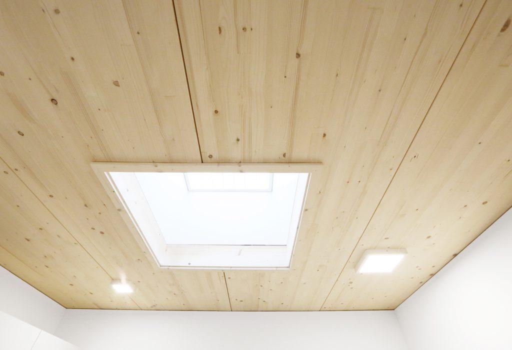 Holzbau Dachfenster