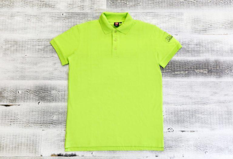 Polo Shirt Herren Gruen Alpiger Holzbau