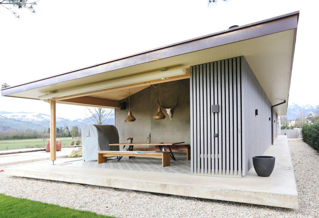 Neubau Efh Holzbau Holzfassade