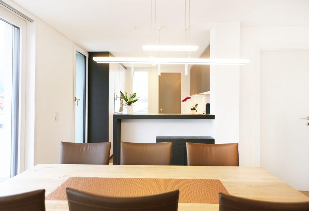 Aufstockung Efh Architektur Holzbau Essbereich