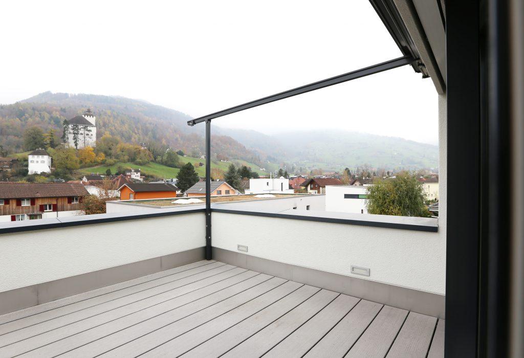 Aufstockung Efh Architektur Holzbau Terrasse