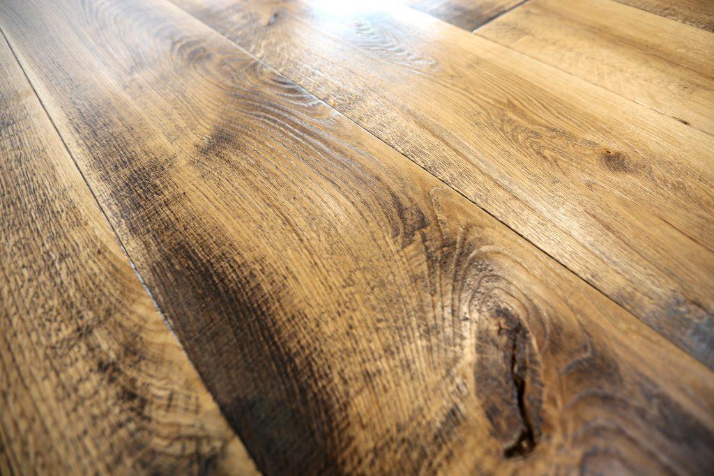 Bodenbelag Holz Eiche